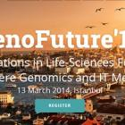 GENOFUTURE'14 Where Genomics and IT Meet Presentation