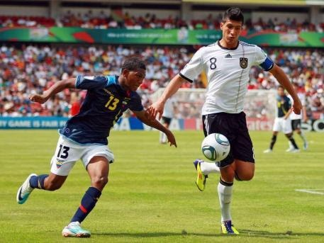 Interesting Observation About German National Football Team Under-17 Squad