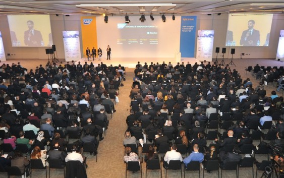 Impressions from SAP Analytics and Innovation Forum 2012 Istanbul March 2012