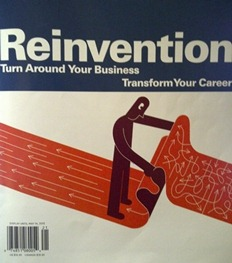 Reinventing Your Company