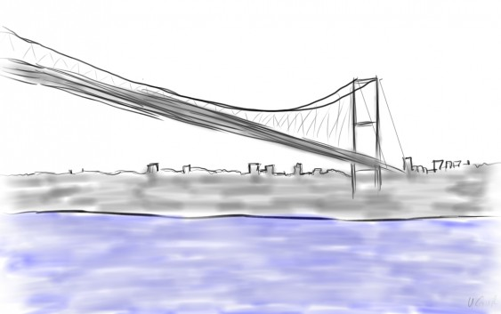 istanbul – Drawing