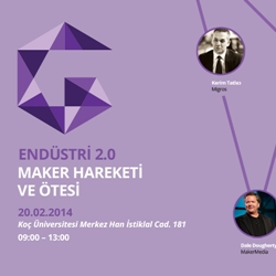 Kick-off for Maker Movement in Istanbul