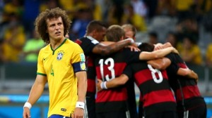 Brazil vs Germany: Semi Final - 2014 FIFA World Cup Brazil